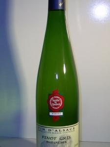 Pinot Gris BURGREBEN
