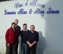 La famille Simon