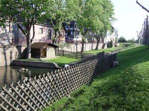 vue du village de Saint-Hippolyte